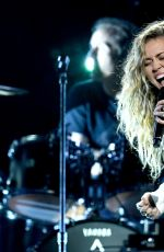 MILEY CYRUS Performs I Am the Highway: A Tribute to Chris Cornell Concert in Inglewood 01/16/2019