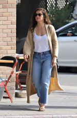 MINKA KELLY Out and About in Los Feliz 01/22/2019