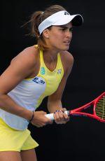 MONICA PUIG at 2019 Sydney International Tennis Press Conference 01/10/2019
