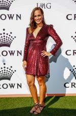 MONICA PUIG at Crown Img Tennis Party in Melbourne 01/13/2019