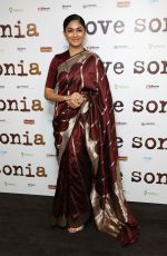 MRUNAL THAKUR at Love Sonia Premiere in London 01/23/2019