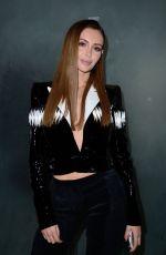 NABILLA BENATTIA at Jean-paul Gaultier Fashion Show in Paris 01/23/2019