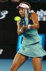 NAOMI OSAKA at 2019 Australian Open at Melbourne Park 01/15/2019