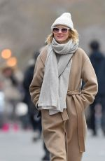 NAOMI WATTS Out and About in New York 01/23/2019