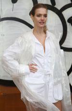 NATALIA VODIANOVA at Louis Vuitton Show at Paris Fashion Week 01/17/2019