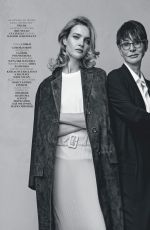 NATALIA VODIANOVA in Marie Claire Magazine, Russia February 2019