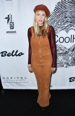 NATASHA BEDINGFIELD at Cool HeART Gallery Launch in Los Angeles 01/17/2029