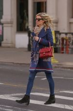 NICKY HILTON Out in New York 01/17/2019