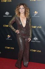 NIKKA COSTA at G'day USA Los Angeles Gala in Culver City 01/26/2019