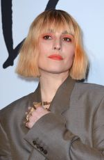 NOOMI RAPACE at Dior Homme Fashion Show at Paris Fashion Week 01/18/2019