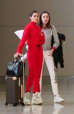 OLIVIA CULPO at Los Angeles international Airport 01/10/2019