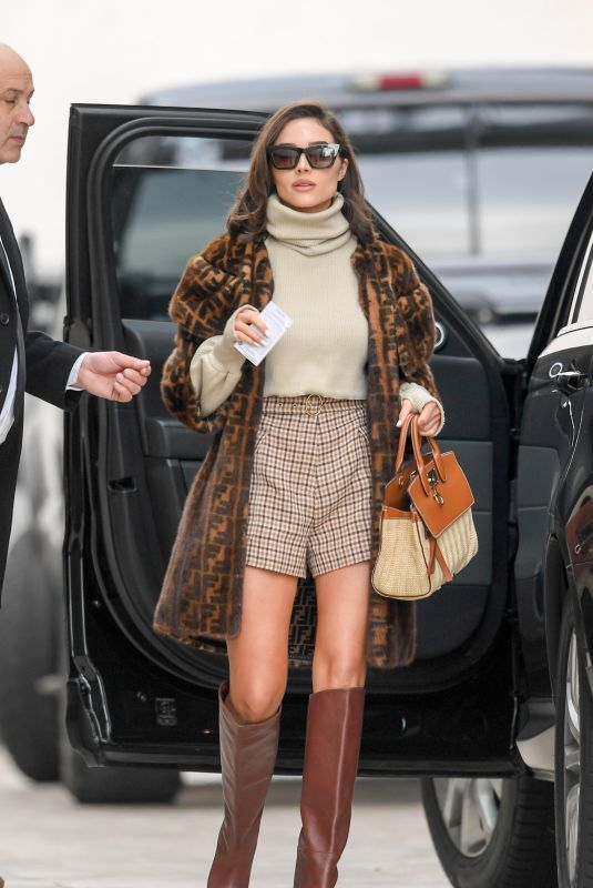 OLIVIA CULPO Out and About in Los Angeles 01/28/2019
