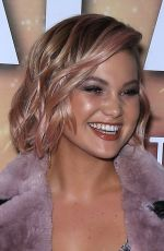 OLIVIA HOLT at New Year