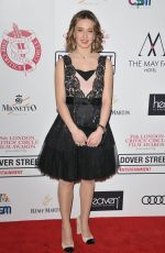 OLIVIA REID at London Critics
