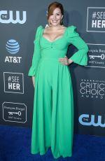 OUR LADY J at 2019 Critics' Choice Awards in Santa Monica 01/13/2019