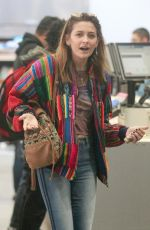 PARIS JACKSON Shopping at Walgreens in Hollywood 01/30/2019