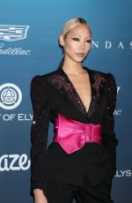 PARK SOO-JOO at Art of Elysium's 12th Annual Celebration in Los Angeles 01/05/2019