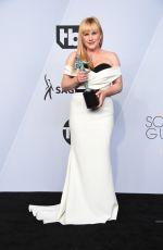 PATRICIA ARQUETTE at Screen Actors Guild Awards 2019 in Los Angeles 01/27/2019