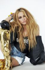 PAULINA RUBIO for Deseo Album, 2018