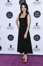 PERREY REEVES at LA Art Show Opening Night Gala 01/23/2019
