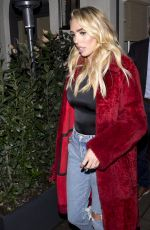 PETRA ECCLESTONE at Madeo Restaurant in Beverly Hills 01/06/2019