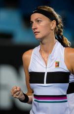 PETRA KVITOVA at 2019 Australian Open at Melbourne Park 01/14/2019