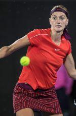 PETRA KVITOVA at 2019 Sydney International Tennis 01/10/2019