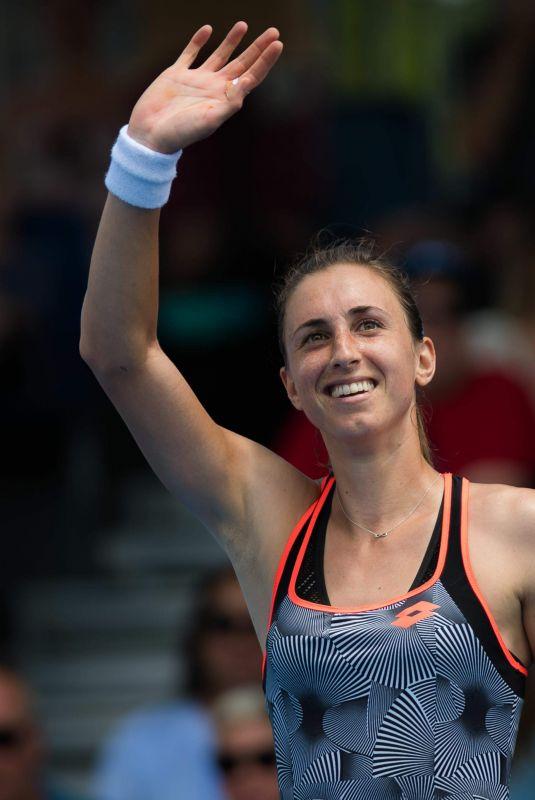 PETRA MARTIC at 2019 Australian Open at Melbourne Park 01/16/2019