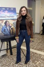 PEYTON ROI LIST at Anthem of a Teenage Prophet Special Screening in Hollywood 01/11/2019