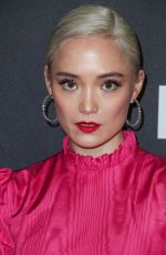 POM KLEMENTIEFF at Instyle and Warner Bros Golden Globe Awards Afterparty in Beverly Hills 01/06/2019