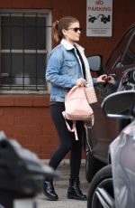 Pregnant KATE MARA Leaves Dance Class in Beverly Hills 01/15/2019