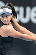PRISCILLA HON at 2019 Sydney International Tennis 01/10/2019