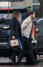 PRIYANKA CHOPRA and Nick Jonas Arrives at Peninsula Hotel in New York 01/17/2019