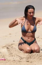 RACHAEL LEE in Bikini at a Beach in Sydney 01/24/2019