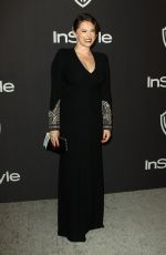 RACHEL BLOOM at Instyle and Warner Bros Golden Globe Awards Afterparty in Beverly Hills 01/06/2019