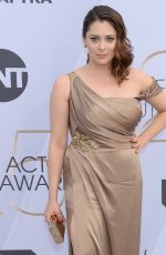 RACHEL BLOOM at Screen Actors Guild Awards 2019 in Los Angeles 01/27/2019