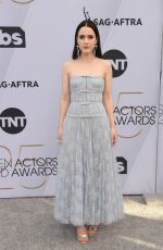 RACHEL BROSNAHAN at Screen Actors Guild Awards 2019 in Los Angeles 01/27/2019