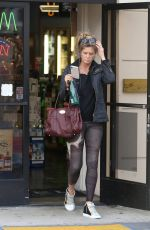 RACHEL HUNTER Out and About in Los Angeles 01/11/2019