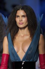 RAICA OLIVEIRA at Jean Paul Gaultier Runway Show in Paris 01/23/2019