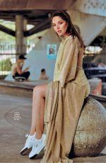 RAQUEL CALDERON in Cosmopolitan Magazine, Chile January 2019
