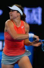 REBECCA PETERSON at 2019 Australian Open at Melbourne Park 01/16/2019
