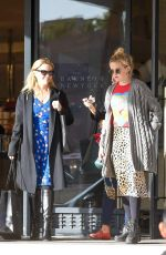 REESE WITHERSPOON and AVA PHILLIPPE Out Shopping in Beverly Hills 01/08/2019