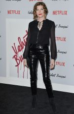 RENE RUSSOI at Velvet Buzzsaw Premiere in Los Angeles 01/28/2019
