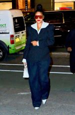 RIHANNA Night Out in New York 01/13/2019