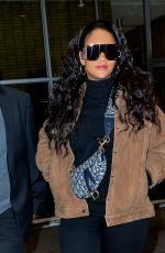 RIHANNA Night Out in New York 01/15/2019