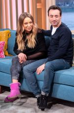 RITA SIMONS at This Morning Show in London 01/21/2019