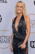 ROBIN WRIGHT at Screen Actors Guild Awards 2019 in Los Angeles 01/27/2019