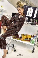 ROOSMARIJN DE KOK in Glamour Magazine, Italy February 2019
