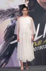 ROSA SALAZAR at Alita: Battle Angel Press Conference in Seoul 01/24/2019