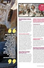 ROSA SALAZAR in Seventeen Magazine, Mexico February 2019